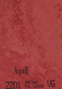 2201 - это название цвета и покрытия для категории Пластики ARPA Фантазийные