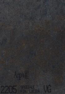 2205 - это название цвета и покрытия для категории Пластики ARPA Фантазийные