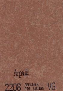 2208 - это название цвета и покрытия для категории Пластики ARPA Фантазийные
