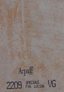 2209 - это название цвета и покрытия для категории Пластики ARPA Фантазийные