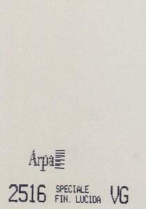 2516 - это название цвета и покрытия для категории Пластики ARPA Фантазийные