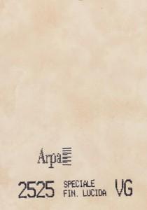 2525 - это название цвета и покрытия для категории Пластики ARPA Фантазийные