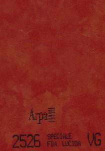 2526 - это название цвета и покрытия для категории Пластики ARPA Фантазийные