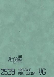 2539 - это название цвета и покрытия для категории Пластики ARPA Фантазийные