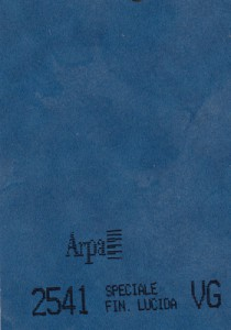 2541 - это название цвета и покрытия для категории Пластики ARPA Фантазийные