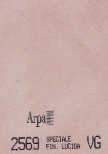 2569 - это название цвета и покрытия для категории Пластики ARPA Фантазийные