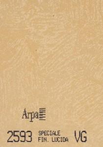 2593 - это название цвета и покрытия для категории Пластики ARPA Фантазийные