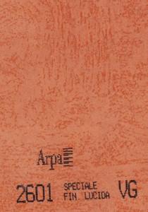 2601 - это название цвета и покрытия для категории Пластики ARPA Фантазийные