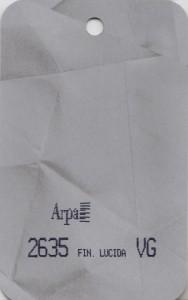 2635 - это название цвета и покрытия для категории Пластики ARPA Фантазийные