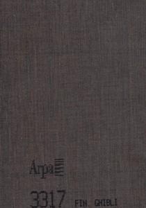 3317 - это название цвета и покрытия для категории Пластики ARPA Фантазийные