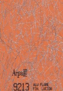 9213 - это название цвета и покрытия для категории Пластики ARPA Фантазийные