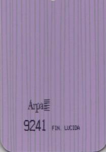 9241 - это название цвета и покрытия для категории Пластики ARPA Фантазийные