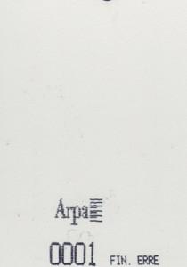 0001 - это название цвета и покрытия для категории Пластики ARPA Однотонные