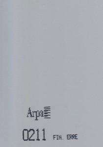 0211 - это название цвета и покрытия для категории Пластики ARPA Однотонные