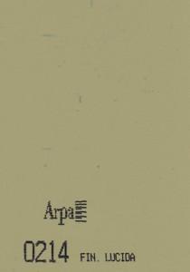 0214 - это название цвета и покрытия для категории Пластики ARPA Однотонные