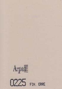 0225 - это название цвета и покрытия для категории Пластики ARPA Однотонные
