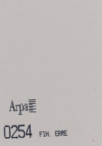 0254 - это название цвета и покрытия для категории Пластики ARPA Однотонные