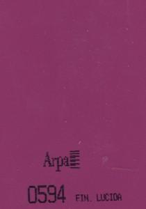 0594 - это название цвета и покрытия для категории Пластики ARPA Однотонные