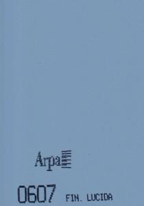 0607 - это название цвета и покрытия для категории Пластики ARPA Однотонные