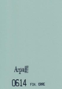 0614 - это название цвета и покрытия для категории Пластики ARPA Однотонные