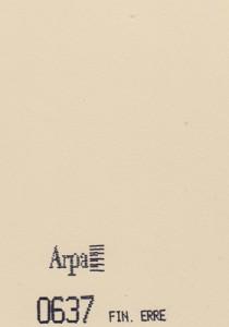 0637 - это название цвета и покрытия для категории Пластики ARPA Однотонные