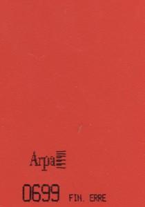 0699 - это название цвета и покрытия для категории Пластики ARPA Однотонные