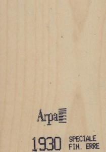 1930 - это название цвета и покрытия для категории Пластики ARPA под Дерево