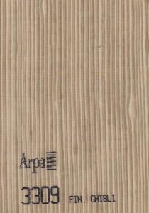3309 - это название цвета и покрытия для категории Пластики ARPA под Дерево