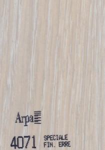 4071 - это название цвета и покрытия для категории Пластики ARPA под Дерево