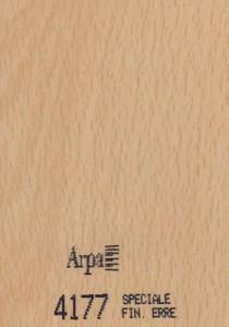 4177 - это название цвета и покрытия для категории Пластики ARPA под Дерево