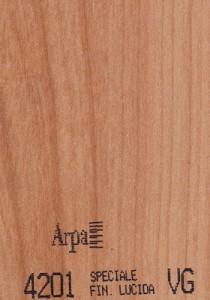 4201 - это название цвета и покрытия для категории Пластики ARPA под Дерево