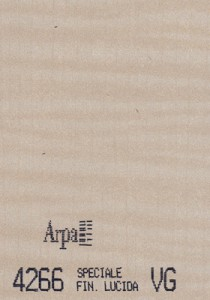 4266 - это название цвета и покрытия для категории Пластики ARPA под Дерево
