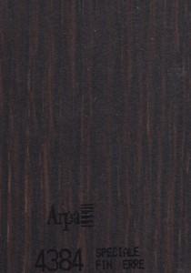 4384 - это название цвета и покрытия для категории Пластики ARPA под Дерево