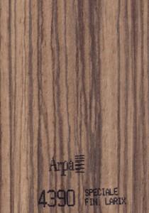 4390 - это название цвета и покрытия для категории Пластики ARPA под Дерево