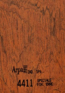 4411 - это название цвета и покрытия для категории Пластики ARPA под Дерево