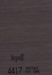 4417 - это название цвета и покрытия для категории Пластики ARPA под Дерево