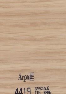 4419 - это название цвета и покрытия для категории Пластики ARPA под Дерево