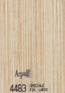 4483 - это название цвета и покрытия для категории Пластики ARPA под Дерево