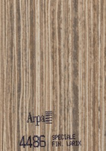 4486 - это название цвета и покрытия для категории Пластики ARPA под Дерево