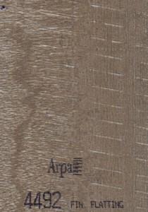 4492 - это название цвета и покрытия для категории Пластики ARPA под Дерево