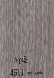 4511 - это название цвета и покрытия для категории Пластики ARPA под Дерево