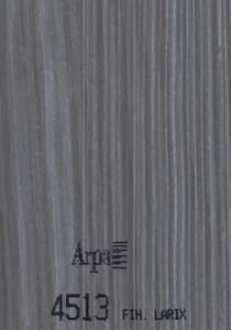 4513 - это название цвета и покрытия для категории Пластики ARPA под Дерево