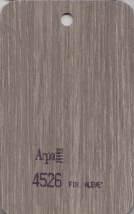 4526 - это название цвета и покрытия для категории Пластики ARPA под Дерево
