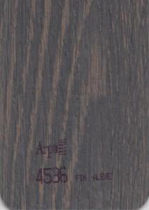 4536 - это название цвета и покрытия для категории Пластики ARPA под Дерево