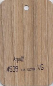 4539 - это название цвета и покрытия для категории Пластики ARPA под Дерево