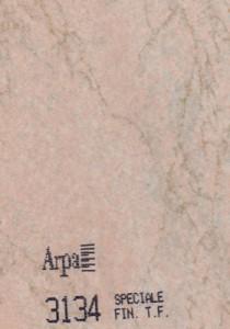 3134 - это название цвета и покрытия для категории Пластики ARPA под Камень