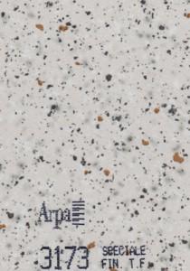 3173 - это название цвета и покрытия для категории Пластики ARPA под Камень