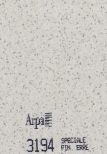 3194 - это название цвета и покрытия для категории Пластики ARPA под Камень