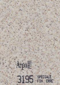 3195 - это название цвета и покрытия для категории Пластики ARPA под Камень
