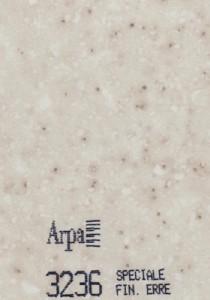 3236 - это название цвета и покрытия для категории Пластики ARPA под Камень